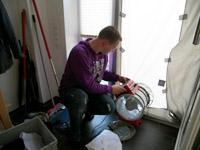 energieberater energieberatung blower door test. Black Bedroom Furniture Sets. Home Design Ideas